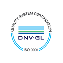 ISO 9001:2015 Quality Management System Certification