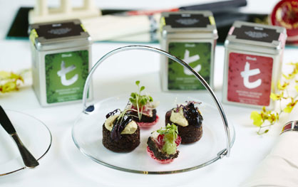 The Dilmah Real High Tea