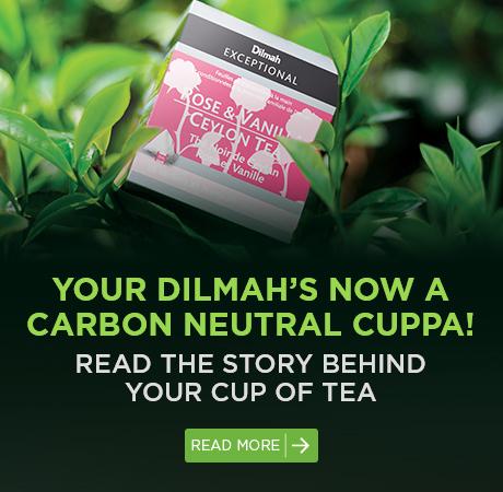 Carbon neutral cuppa