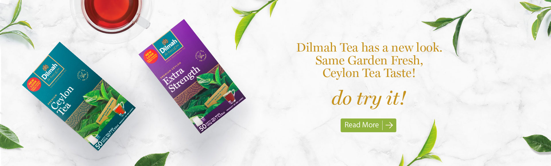 A handcrafted journey from Our tea gardens to your cup